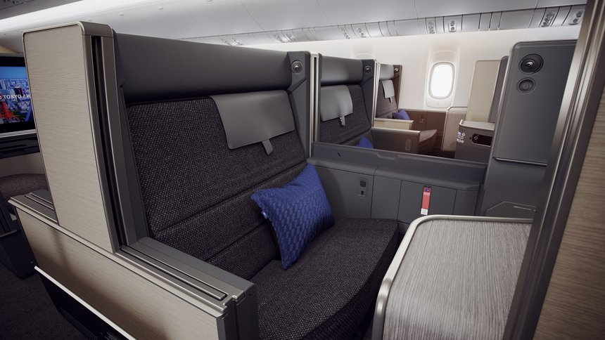 Spectacular: ANA\'s New 777 First & Business Class | One Mile ...