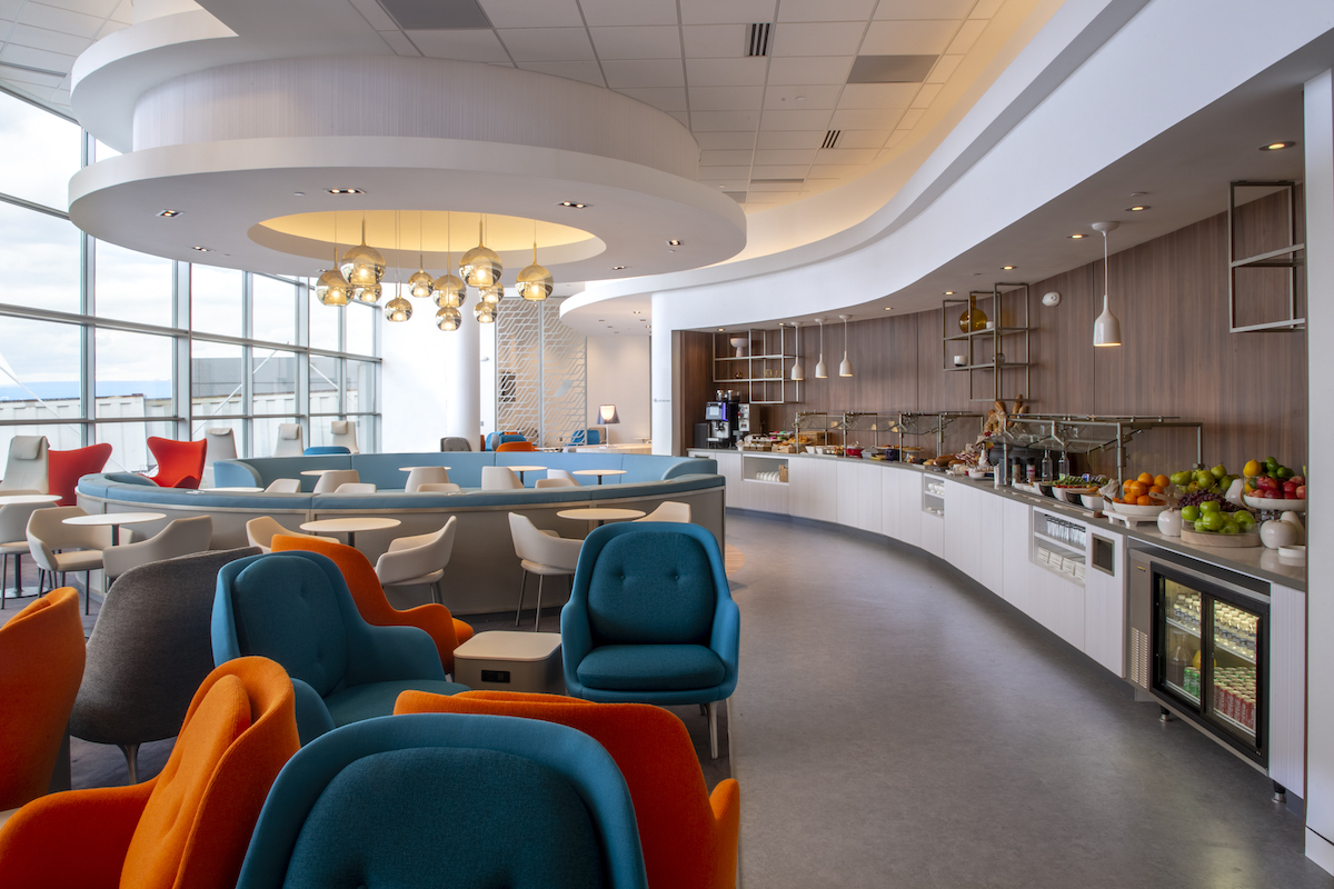 Phenomenal Air Frances New Washington Dulles Lounge Opens One Mile Ocoug Best Dining Table And Chair Ideas Images Ocougorg