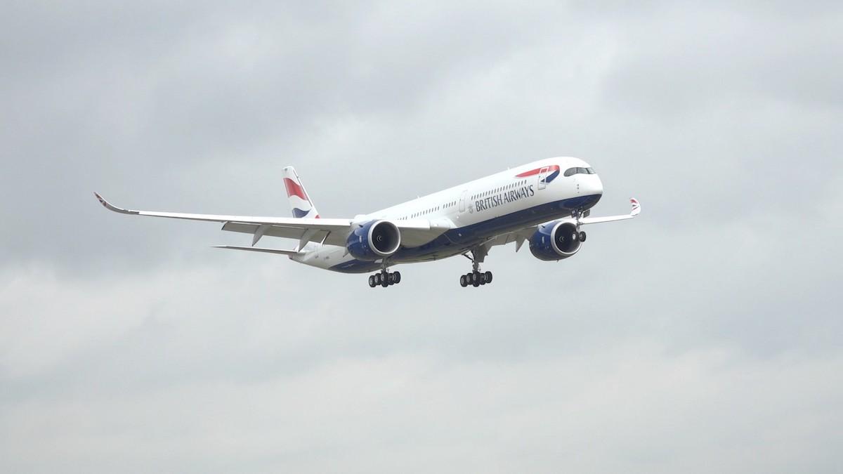Resultado de imagen para Airbus A350-1000 British Airways