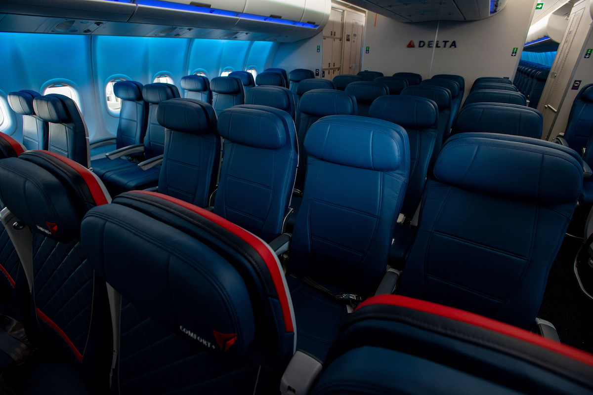 Delta Introduces Comfort+ Upgrade Seat Preferences | One Mile at a Time