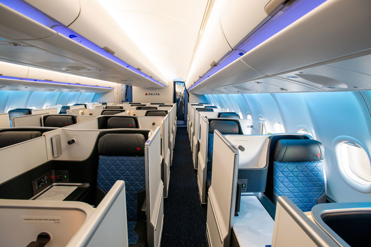 Delta's New A330-900neo Takes To The Skies | One Mile at a Time