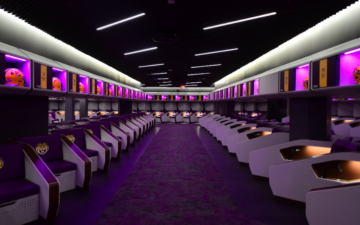 Lsu Locker Room 2