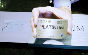 Qatar Airways Platinum Card