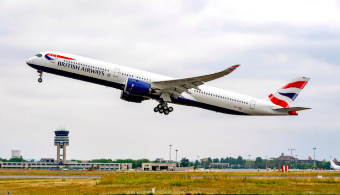 British Airways Adds A350-1000 Routes
