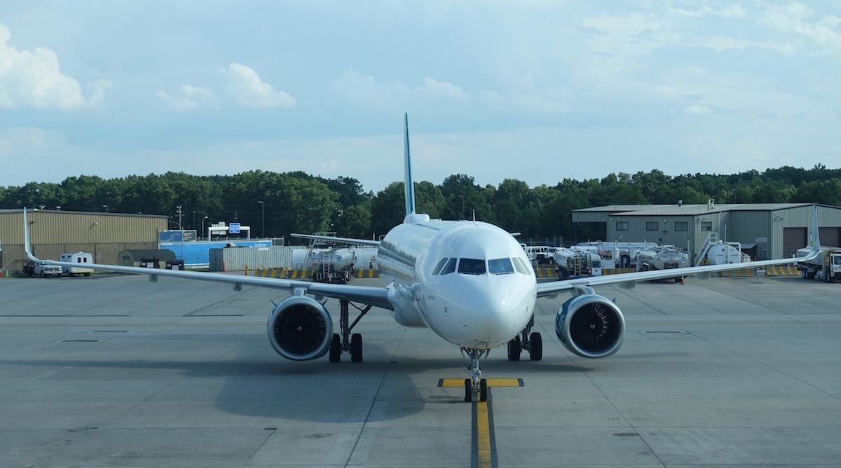 Aer Lingus A321LR Business Class 6