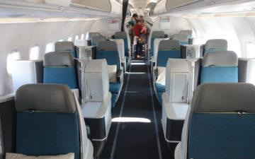 Aer Lingus A321lr Business Class – 7