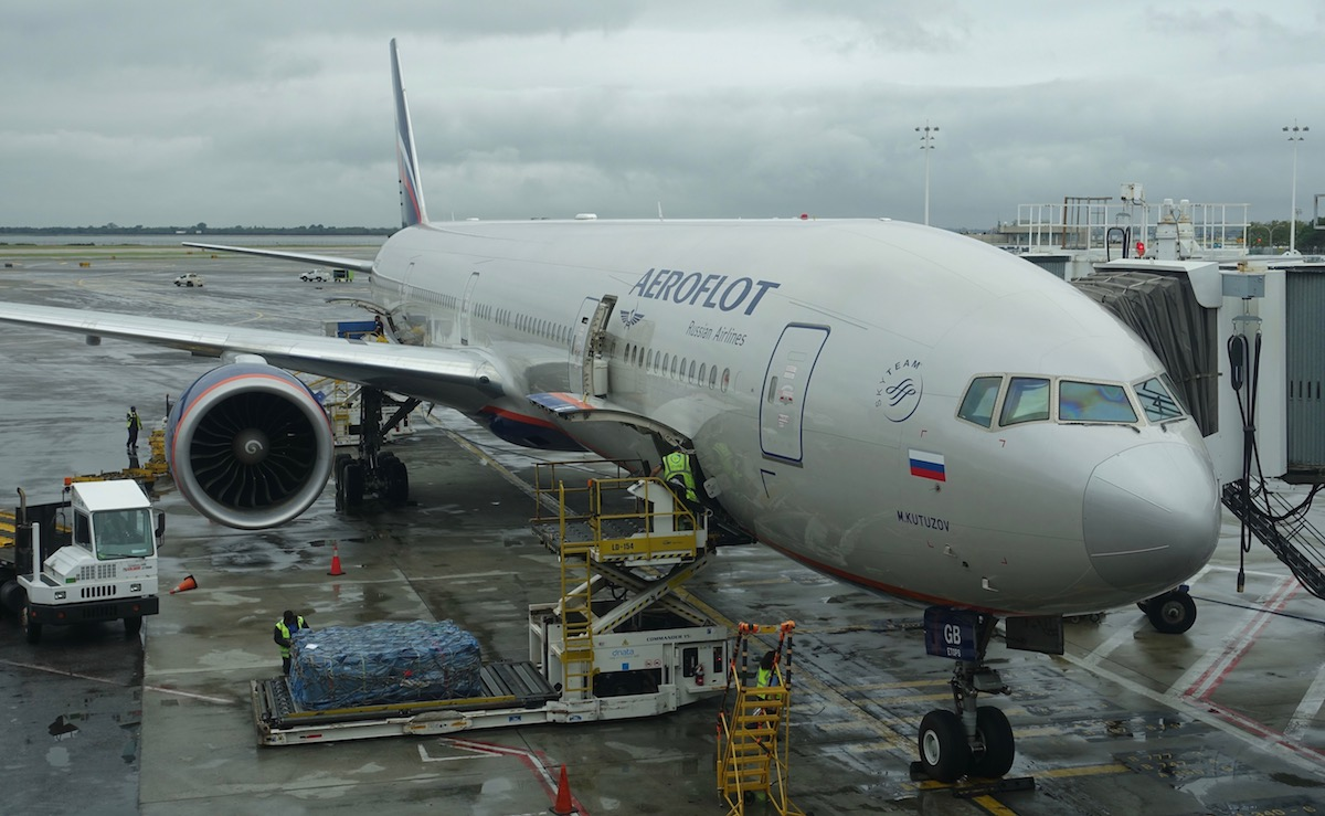 Aeroflot's 777s Are Getting New Interiors