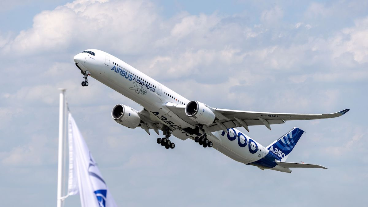 Airbus Expected To Unveil A350-1000ULR | One Mile at a Time