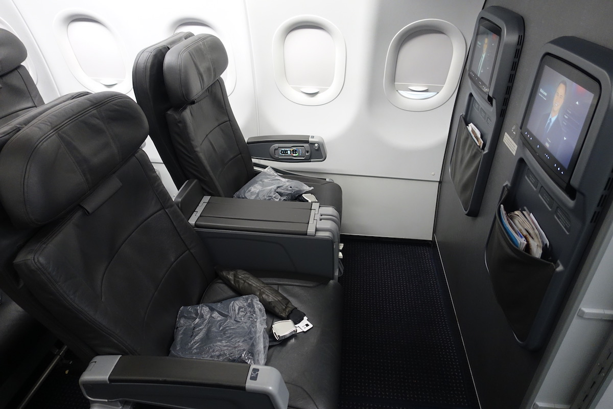 American Airlines A319 First Review I One Mile At A Time