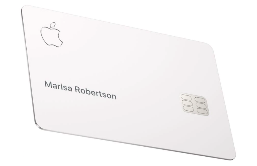Oops: Problems With The Titanium Apple Card
