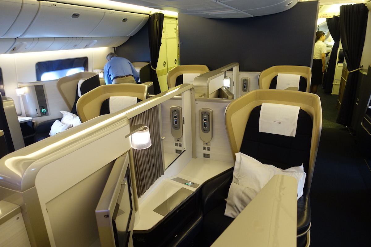 Review: British Airways 777 First Class | One Mile at a Time