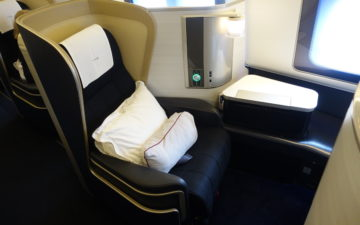 Review: American Airlines A319 First Class | One Mile at a ...