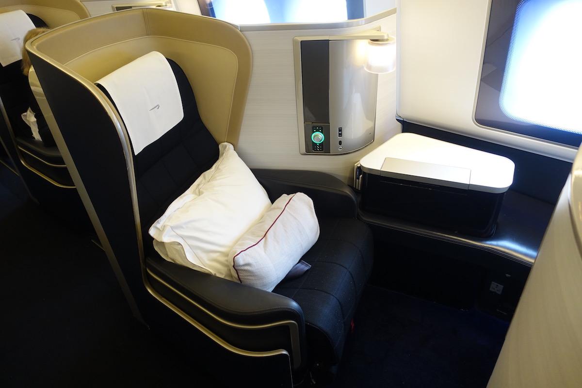Review: British Airways 777 First Class