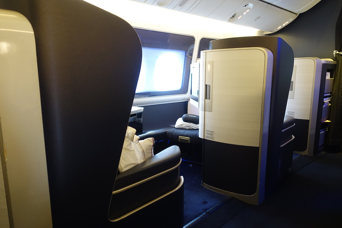 Review: British Airways 777 First Class | One Mile at a TimeBritish Airways First Class 777