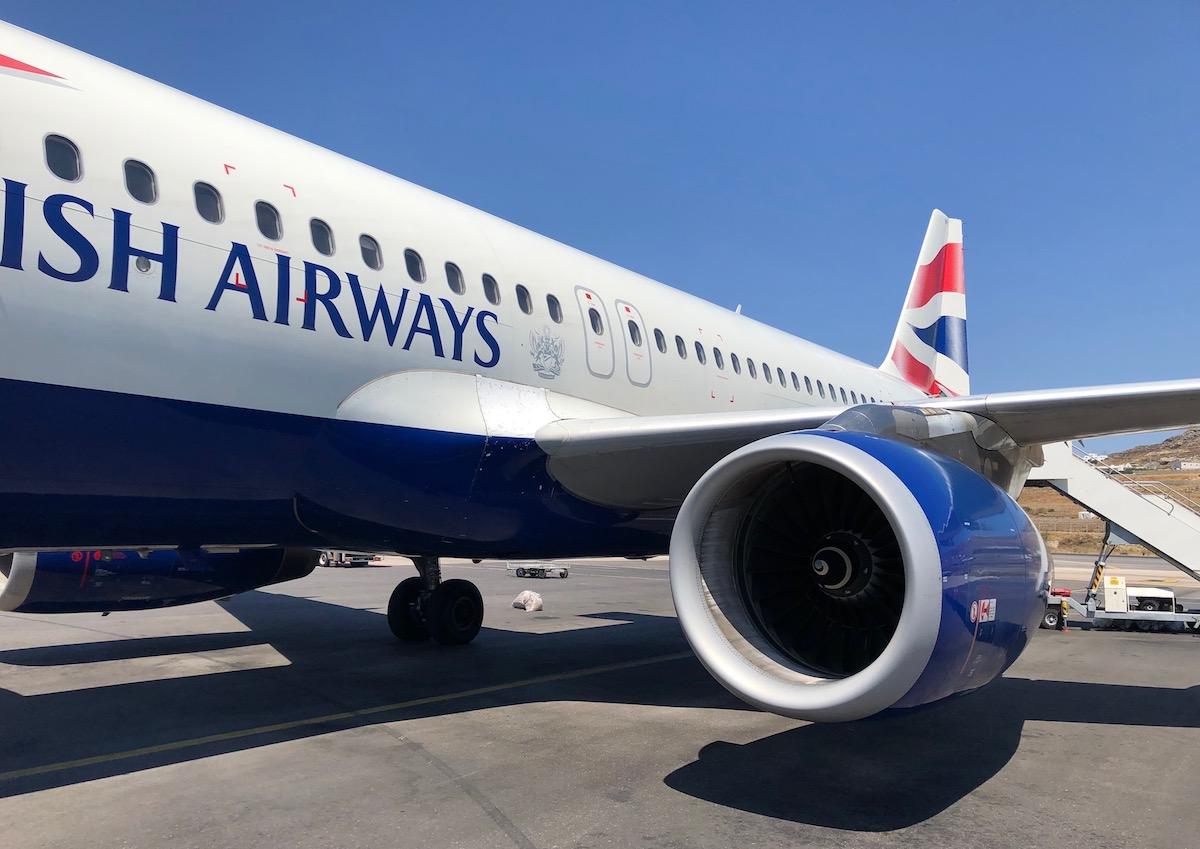 Review: British Airways A320 Business Class