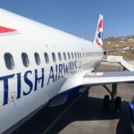 British Airways Club Europe A320 – 8