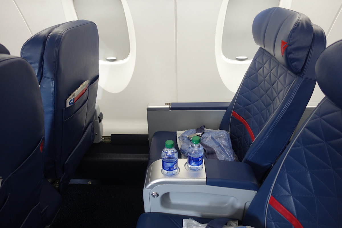 Review: Delta Air Lines CRJ-900 First Class | One Mile at a Time