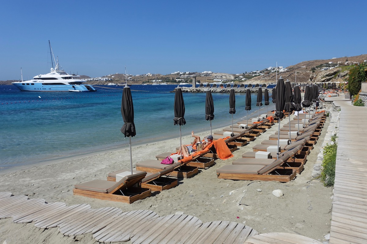 Review: Santa Marina, Luxury Collection, Mykonos   One Mile
