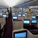 Thai Airways A350 Business Class – 28