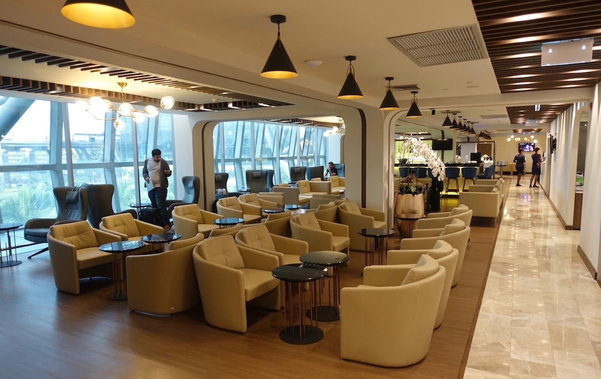 Review: Turkish Airlines Lounge Bangkok Airport