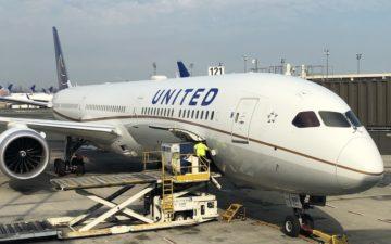 United 787 10