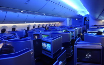United 787 Polaris – 39