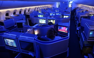 United 787 Polaris – 50