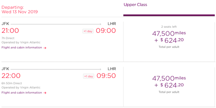 Virgin Atlantic Schedules 4x Daily A350 Filghts To JFK   One