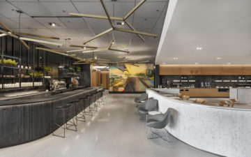 Air Canada The Air Canada Caf Opens At Toronto Pearson Providi