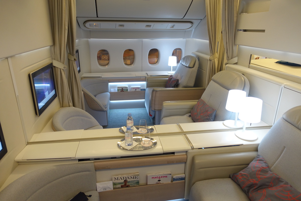 Review: Air France 777 First Class