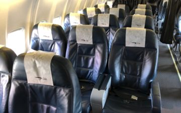 British Airways Comair Business Class – 7