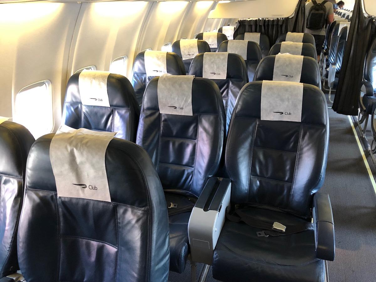Review: British Airways Comair Business Class 737