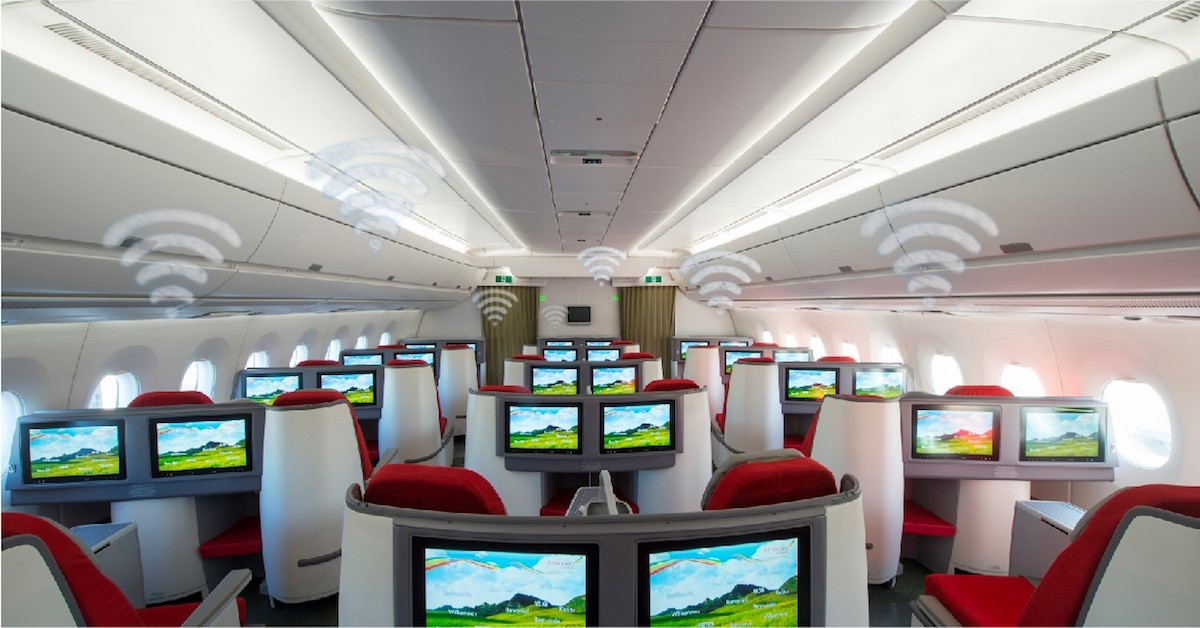 Ethiopian Airlines Adds Inflight Wifi On A350s | One Mile at