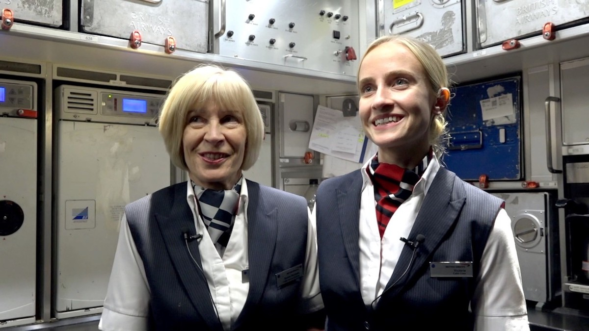 Cute Video: British Airways Families Fly Together