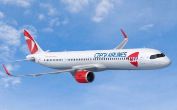Czech Airlines Orders A321XLR & A220-300 | One Mile at a Time