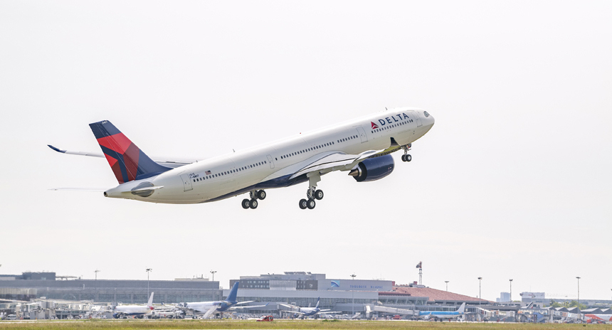 Delta's Surprising A330-900neo Leases
