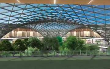 Hamad Airport Expansion