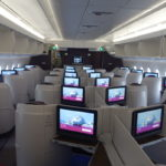 Qatar Airways A350 Business Class – 9