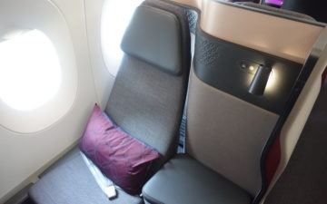 Qatar Airways Qsuites A350 – 12