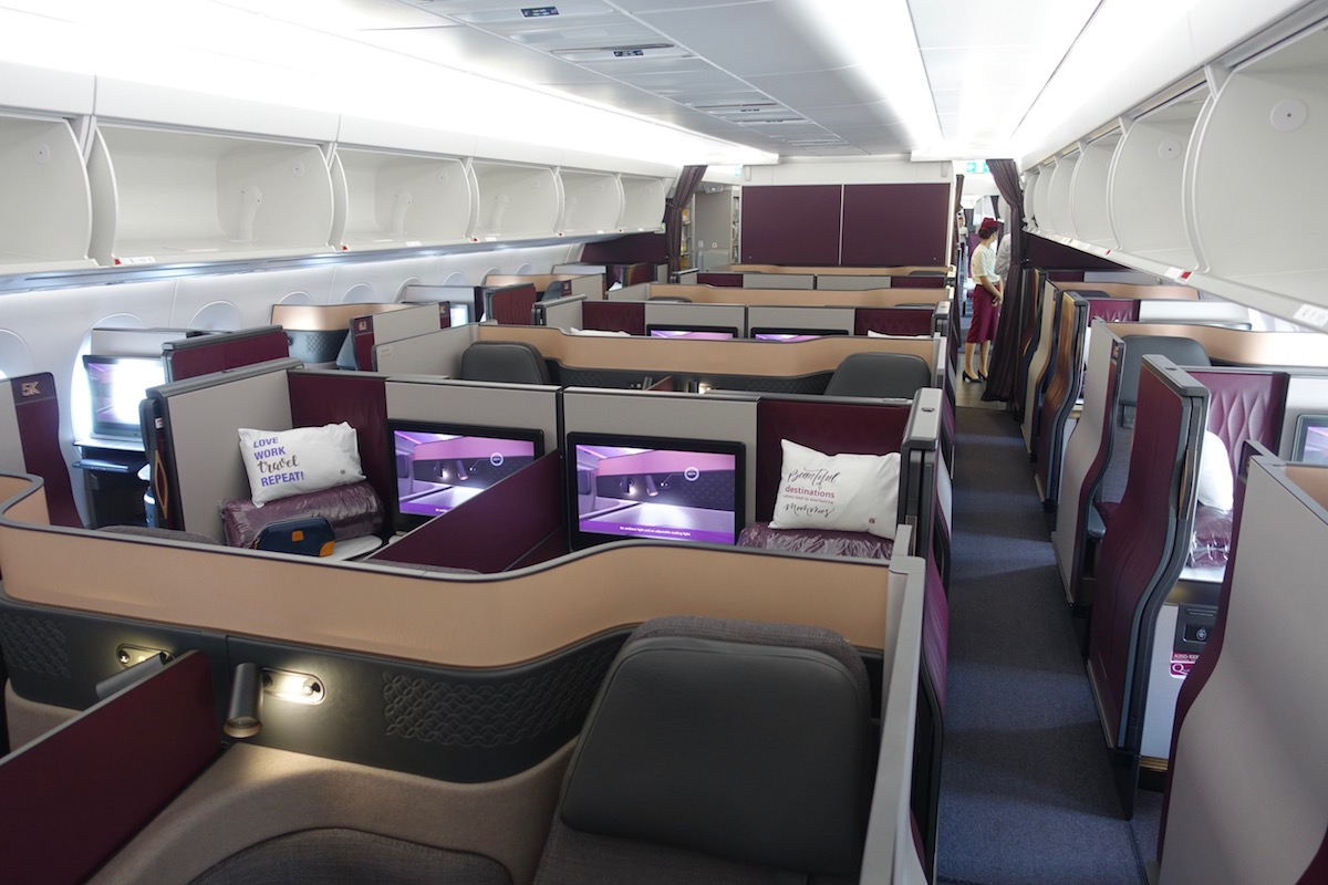 Qatar Airways Counters Trend, Increases Flights | One Mile at a Time