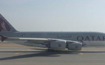 Qatar Airways Qsuites A350 – 28