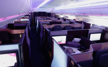 Qatar Airways Qsuites A350 – 41