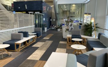 Tarom Lounge Bucharest Airport – 12