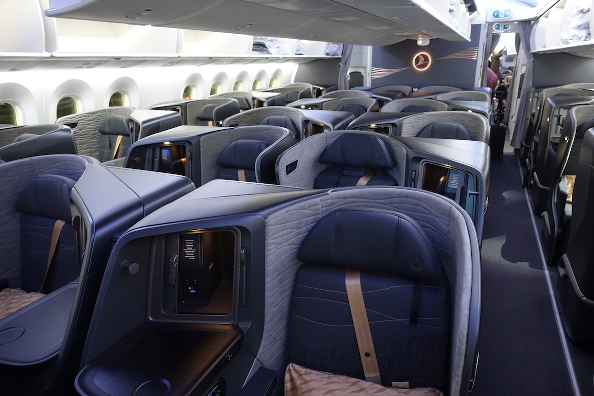 Turkish Airlines 787 Business Class 2