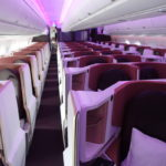 Virgin Atlantic A350 Upper Class – 1