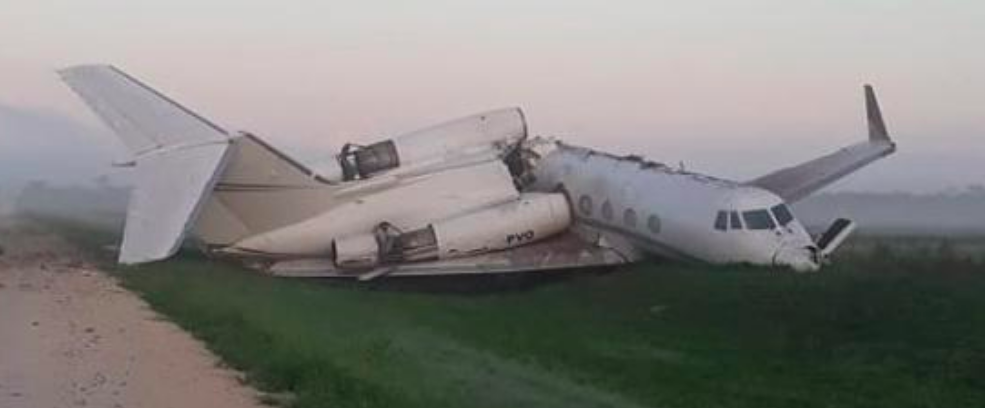 A Shady & Confusing Private Jet Crash In Belize