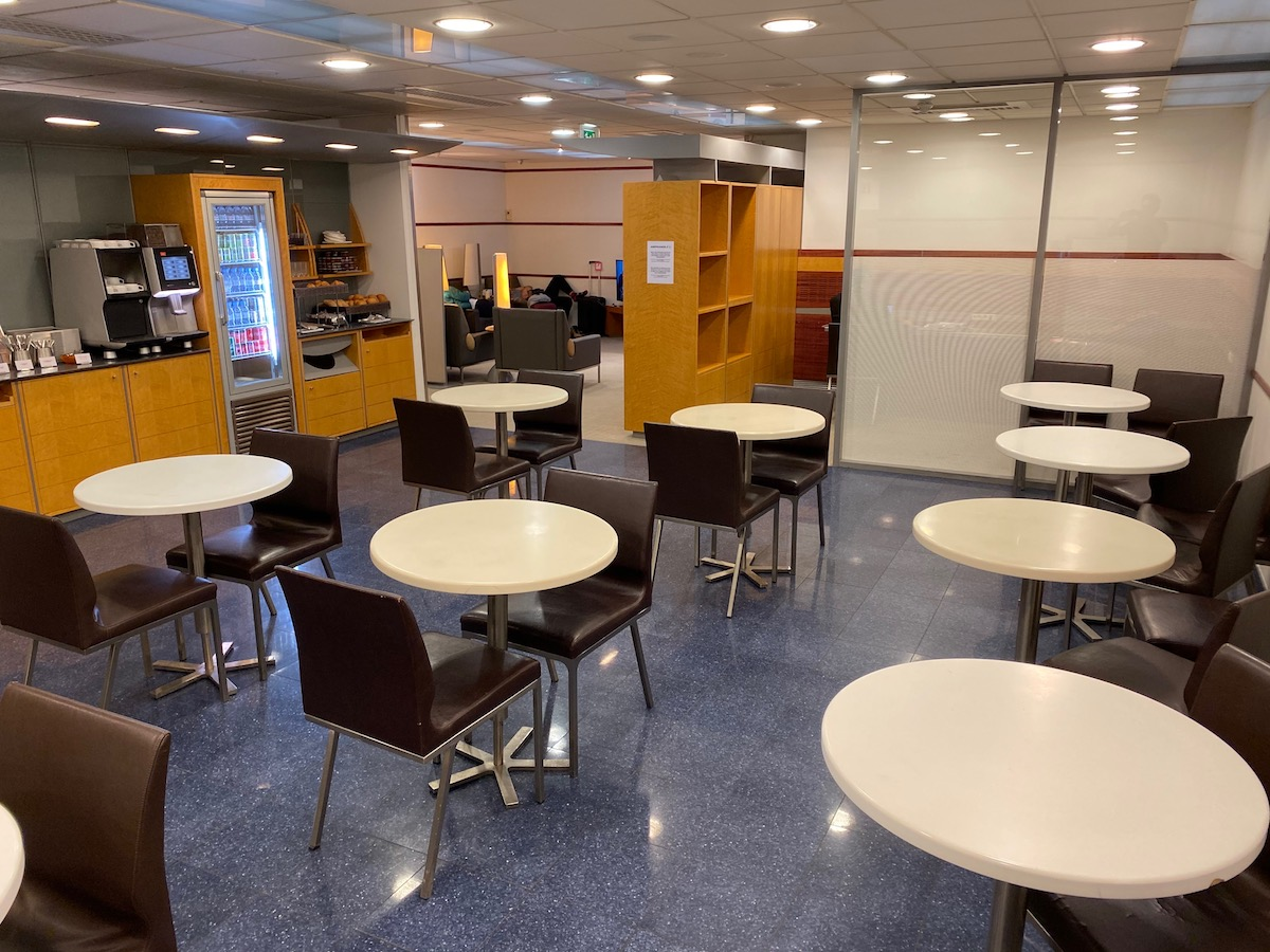Review: Air France Arrivals Lounge Paris CDG - One Mile at a Time
