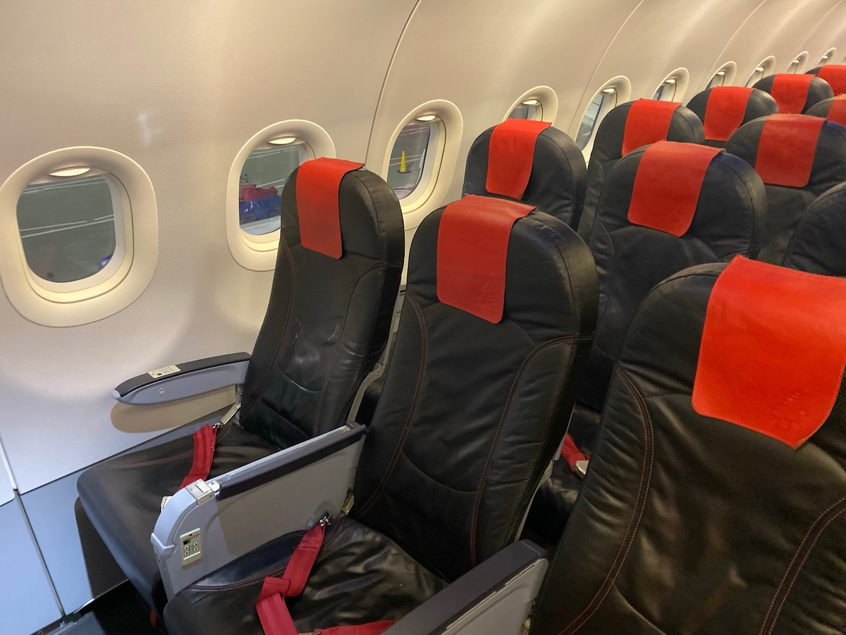 Review: Brussels Airlines A320 Business Class