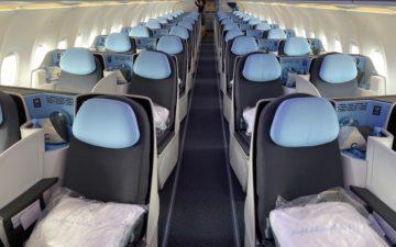 La Compagnie Business Class A321neo – 3