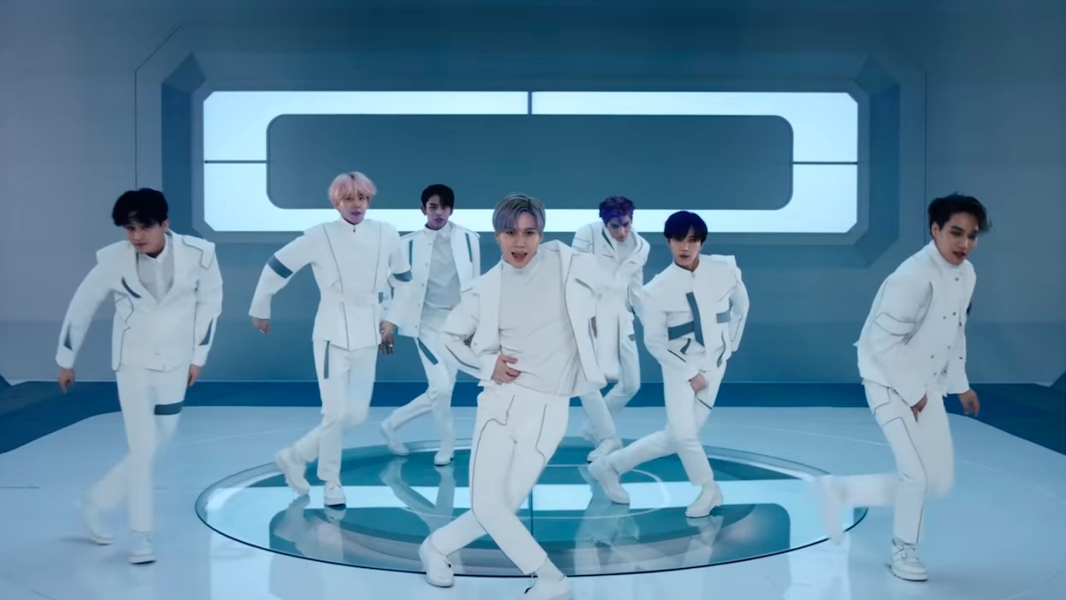 Korean Air's New K-Pop Safety Video